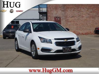 Used 2016 Chevrolet Cruze Limited LS