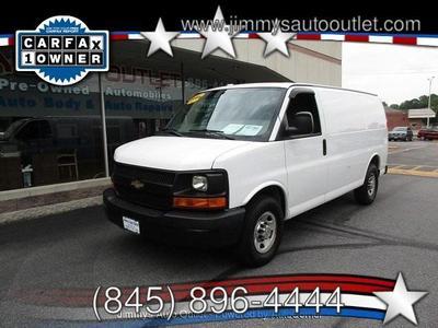 Used 2012 Chevrolet Express 2500 Work Van