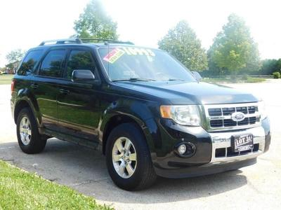 Used 2010 Ford Escape Limited