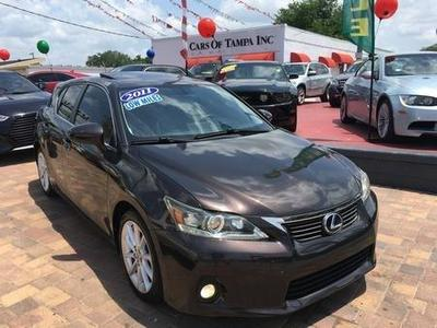 Used 2011 Lexus CT 200h