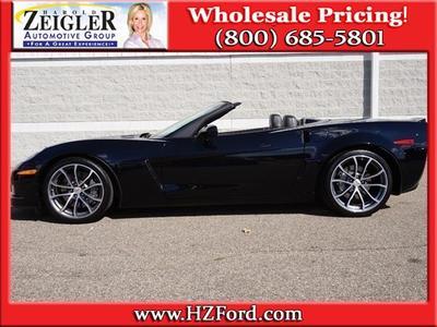 Used 2013 Chevrolet Corvette 427