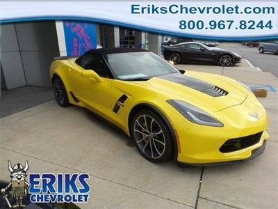 New 2017 Chevrolet Corvette Grand Sport 2LT