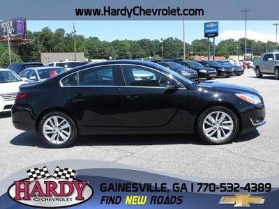 Used 2016 Buick Regal Turbo Premium I
