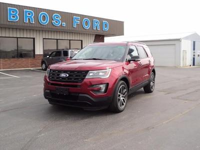 Used 2016 Ford Explorer sport