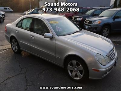 Used 2006 Mercedes-Benz E500 4MATIC