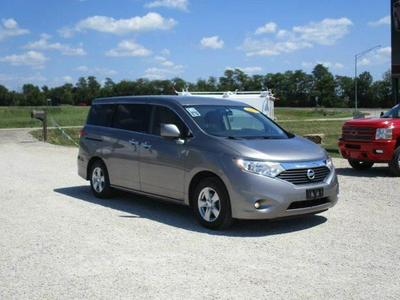 Used 2013 Nissan Quest SV
