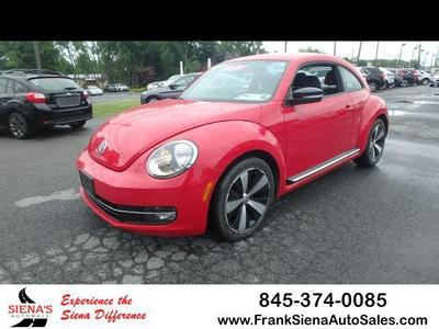 Used 2013 Volkswagen Beetle 2.0T Turbo