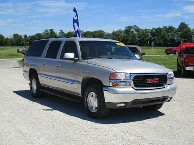 Used 2004 GMC Yukon XL 1500 SLE