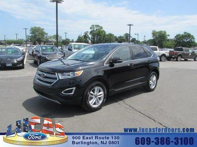 Certified 2016 Ford Edge SEL