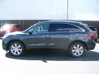 New 2016 Acura MDX 3.5L w/ Advance Package