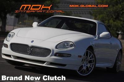 Used 2006 Maserati GranSport LE-F1-400HP-SKYHOOK SUSPENSION