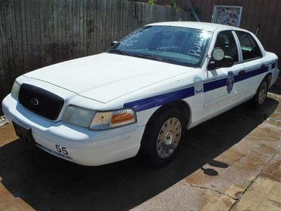 Used 2004 Ford Crown Victoria Police Interceptor