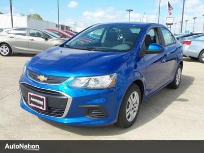 New 2017 Chevrolet Sonic LS Sedan