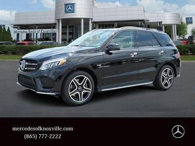 New 2018 Mercedes-Benz AMG GLE 43 Base 4MATIC