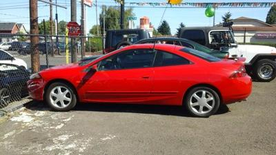 Used 1999 Mercury Cougar Base