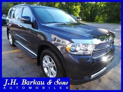 Used 2013 Dodge Durango Crew