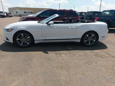 Used 2015 Ford Mustang V6