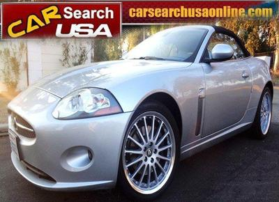 Used 2007 Jaguar XK