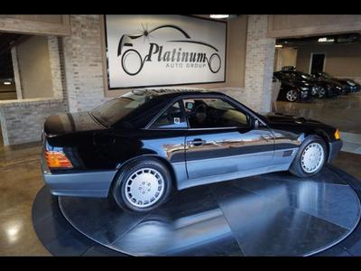 Used 1991 Mercedes-Benz 500SL Roadster