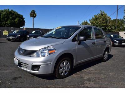 Used 2011 Nissan Versa 1.6