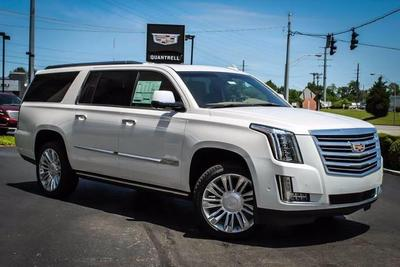 New 2017 Cadillac Escalade ESV Platinum