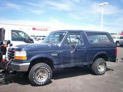 Used 1993 Ford Bronco Eddie Bauer