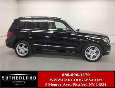 Used 2015 Mercedes-Benz GLK 350 4MATIC
