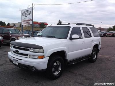 Used 2003 Chevrolet Tahoe