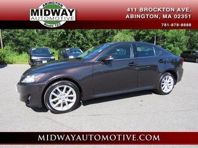 Used 2012 Lexus IS 250 Base