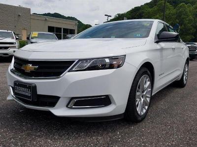 New 2017 Chevrolet Impala LS