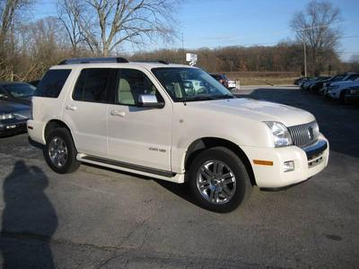 Used 2008 Mercury Mountaineer Premier