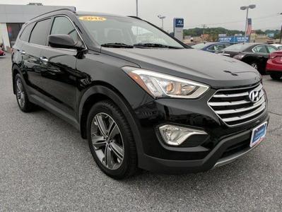 Used 2015 Hyundai Santa Fe Limited