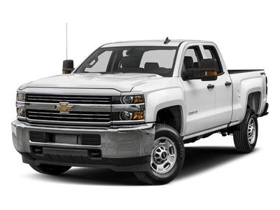 New 2017 Chevrolet Silverado 2500 Work Truck