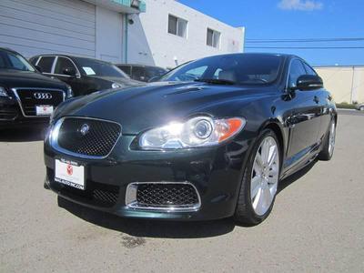 2011 Jaguar XF R