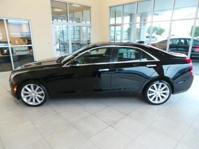 Used 2015 Cadillac ATS 2.0L Turbo Luxury