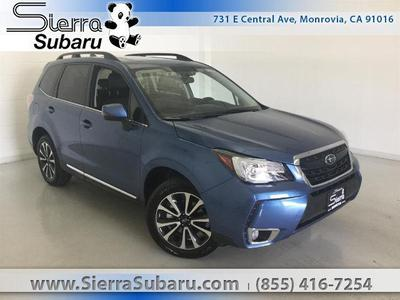 New 2018 Subaru Forester 2.0XT Touring