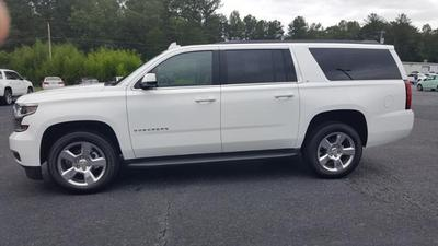 Used 2016 Chevrolet Suburban LT