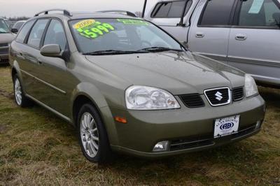 Used 2005 Suzuki Forenza