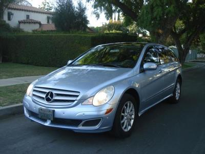 Used 2006 Mercedes-Benz R 350 4MATIC