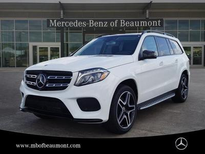 New 2018 Mercedes-Benz GLS 550 Base 4MATIC
