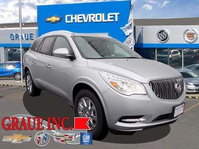 New 2017 Buick Enclave AWD