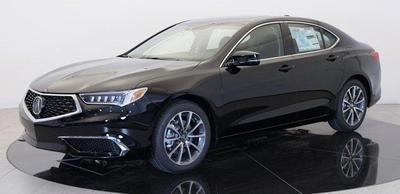 New 2018 Acura TLX V6