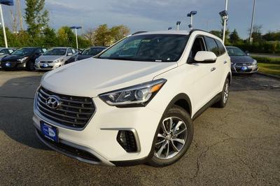New 2018 Hyundai Santa Fe SE
