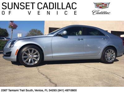 2017 Cadillac ATS 2.0L Turbo