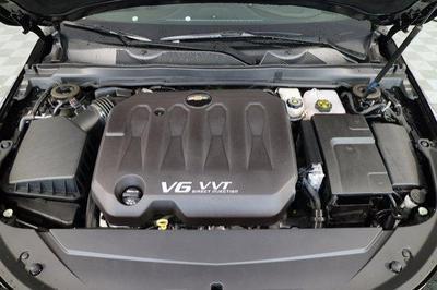2017 Chevrolet Impala LTZ