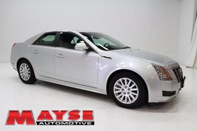 Used 2012 Cadillac CTS Luxury