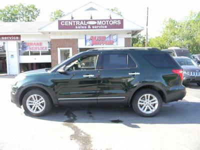 Used 2013 Ford Explorer XLT