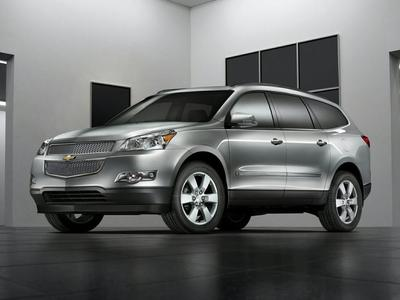 Used 2012 Chevrolet Traverse LS