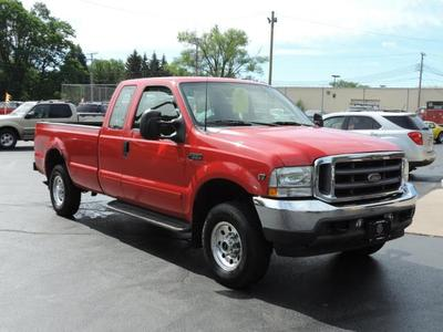 Used 2002 Ford F-250 XLT