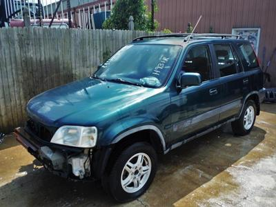 Used 2000 Honda CR-V EX